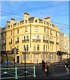 TQ3103 : Clarendon Mansions, East Street, Brighton by Simon Carey