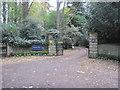 NZ2097 : Entrance to Eshott Hall by Les Hull