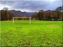 NY3704 : Rothay Park, Ambleside by David Dixon