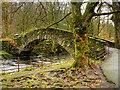 NY3704 : Miller Bridge over the River Rothay at Ambleside by David Dixon