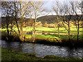 NY3604 : View over the River Rothay by David Dixon