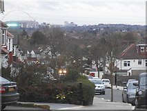 TQ1885 : Wembley Park seen from Little Stanmore by David Howard