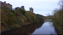 NZ2742 : River Wear & Durham Cathedral by Richard Cooke