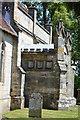 TQ5243 : Church of St John the Baptist (part of) by N Chadwick