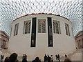 TQ3081 : The Atrium British Museum by Bill Nicholls