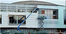 J3474 : The Waterfront Hall, Belfast - November 2015(6) by Albert Bridge