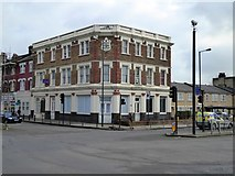 TQ2282 : The former College Park Hotel, Harlesden by David Smith