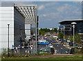 SP8635 : MK1 Shopping & Leisure Park by Mat Fascione