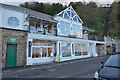 SS7249 : The Pavilion, Lynmouth by Ian S