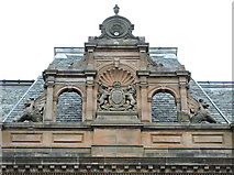 NS2876 : Former GPO building on Cathcart Street by Thomas Nugent