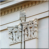 TQ2878 : Detail of 42-45 Chester Square by Stephen Richards