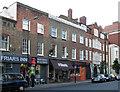 TQ2878 : 23-33 Elizabeth Street by Stephen Richards