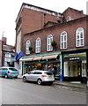 SJ4912 : Coversure Insurance in Shrewsbury by Jaggery