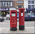 H4572 : Pillar Boxes, Omagh by Rossographer