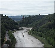 ST5673 : Clifton Suspension Bridge and the Avon Gorge by Steve Whalley