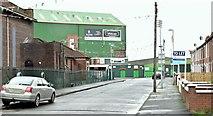 J3674 : The Oval, Belfast - December 2015(2) by Albert Bridge