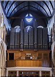 TA2609 : Organ, St James' church, Grimsby by Julian P Guffogg