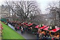 NT2573 : Edinburgh Christmas Fair (2) by Jim Barton