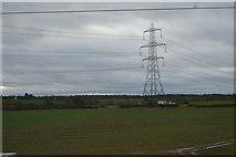 SK1409 : Pylon, Potter's Thatch by N Chadwick