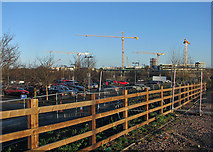 TL4259 : The North-West Cambridge Site by John Sutton