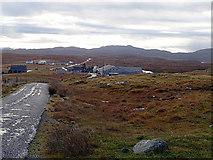 NB1536 : The settlement at Breacleit by John Lucas