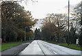 TF2163 : Horncastle Road, Woodhall Spa by J.Hannan-Briggs