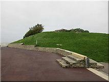 SZ6497 : Approaching Southsea Castle by Jonathan Thacker