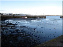 J3829 : Newcastle Harbour in the calm after Storm Desmond by Eric Jones