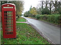 TL6256 : Telephone Box by Keith Evans