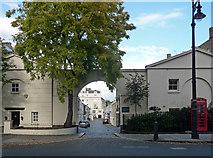 TQ2879 : Eccleston Mews by Stephen Richards