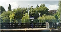 SK3281 : Dore & Totley Station by N Chadwick
