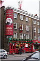 TQ2881 : The Barley Mow, Marylebone by Peter Trimming