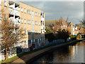 TQ3483 : Regent's Canal, Hackney by Stephen McKay
