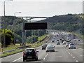 SE0516 : Westbound M62 near Scammonden by David Dixon