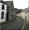 SO2118 : Narrow Bridge Street, Crickhowell by Jaggery