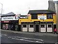 H3497 : Paul's Hair & Beauty / Canal End Sports Bar, Strabane by Kenneth  Allen
