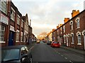SJ8746 : Stoke-on-Trent: Newlands Street by Jonathan Hutchins