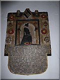 TQ5802 : St Mary, Willingdon: memorial (8) by Basher Eyre