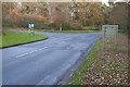 SU9457 : Brunswick Road, Pirbright by Alan Hunt