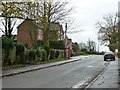 SK2310 : Main Road, Haunton [2] by Christine Johnstone