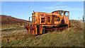 NZ7120 : Disused Shunter at TATA's Rolling Mill by Mick Garratt