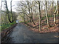 SE0822 : Halifax FP681 on a driveway off Wakefield Road, Skircoat by Humphrey Bolton