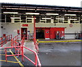 ST2995 : Cwmbran Callers Office (Royal Mail) by Jaggery