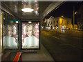 J5081 : 'Dunnes' advert, Bangor by Rossographer
