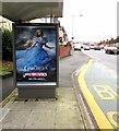 ST3090 : Cinderella advert, Malpas, Newport by Jaggery