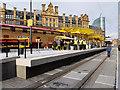 SJ8398 : Exchange Square Metrolink Stop by David Dixon