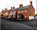 SJ5440 : Corner of Edgeley Road and Edgeley Gardens, Whitchurch by Jaggery