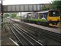 TQ4484 : GOBLIN train leaving Barking  by Stephen Craven