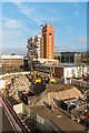 TQ4666 : Demolition of former Orpington police station by Ian Capper
