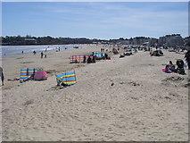 SY6879 : Weymouth Beach by Shaun Ferguson